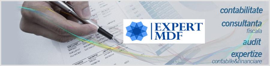Expert MDF Logo