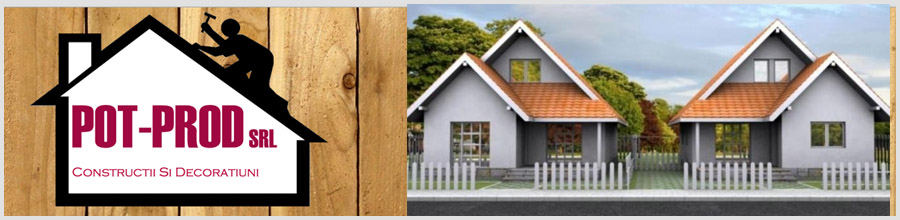 Pot Prod, Covasna - Constructii si produse din lemn Logo