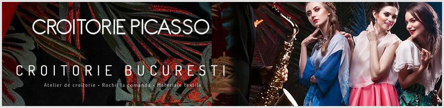 Croitoria Picasso Bucuresti Logo