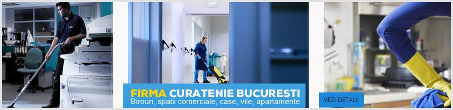 Firma de curatenie Bucuresti Logo