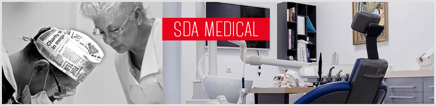 SDA MEDICAL Logo