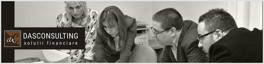 Das Consulting audit financiar, expertiza contabila Cluj Logo