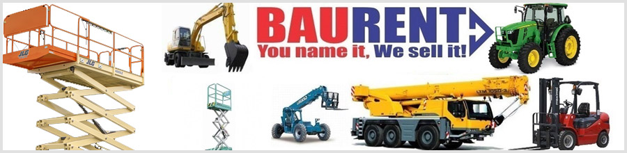Baurent Inchiriere, vanzare si servisare nacele Sibiu Logo