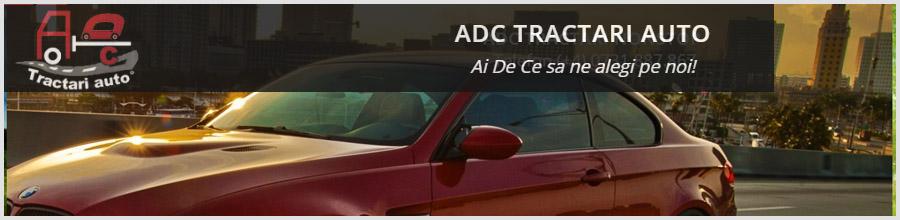 ADC Tractari auto Bucuresti Logo