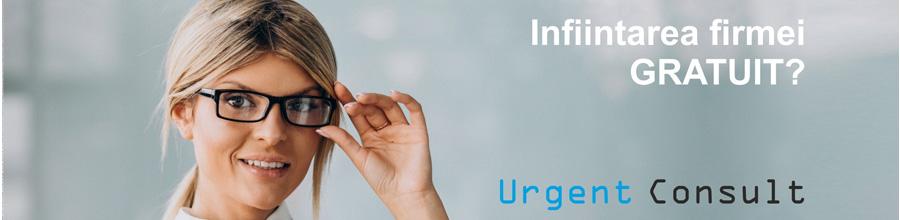 UrgentConsult.ro - Infiintari firme si servicii contabilitate, Bucuresti Logo