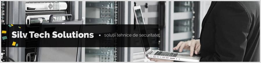 SILVTECH SOLUTIONS solutii tehnice de securitate Cluj Logo