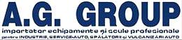 A.G. Group Com Serv Logo
