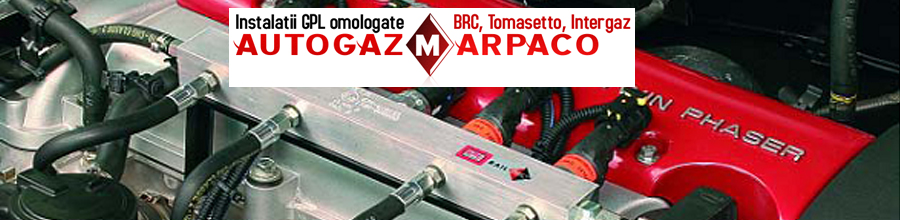 AUTOGAZ MARPACO Logo