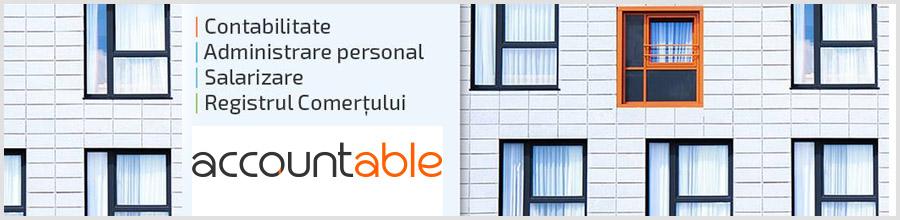 Accountable Contabilitate si expert contabil Bucuresti Logo