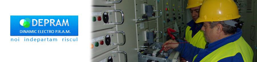 Dinamic Electro PRAM, Instalatii electrice si de automatizare - Bucuresti si Ilfov Logo