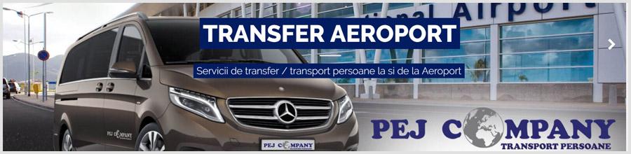 PEJ COMPANY transport persoane intern si international Timisoara Logo