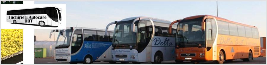 Delta Best Turism transport persoane Bucuresti Logo