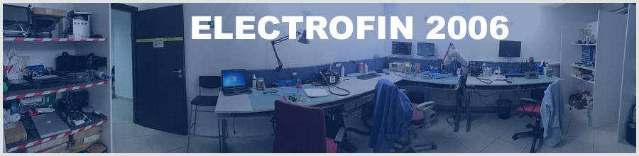 ELECTROFIN 2006 Logo