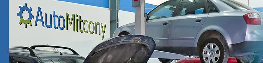 Auto Mitcony - service auto Bucuresti Logo