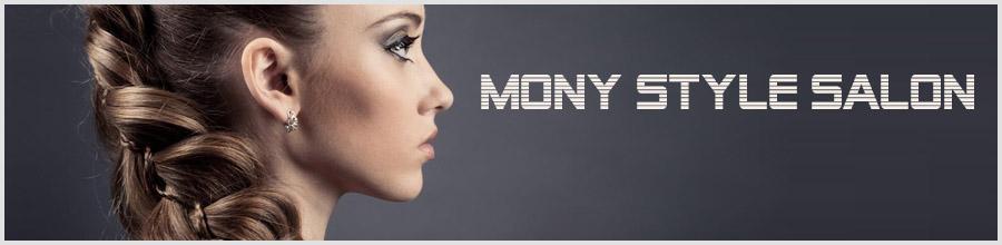 MONY STYLE SALON - Salon infrumusetare, coafor si cosmetica Logo