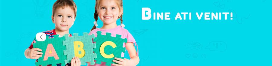 Happy Kids Project - After school si before school, Bucuresti Logo