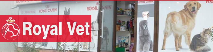 Cabinet veterinar Royal Vet Braila Logo