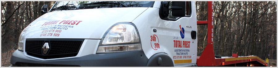 21LD Total Prest tractari auto Pitesti Logo