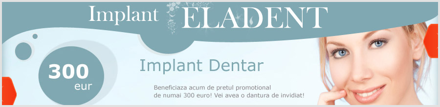 Clinica Implant Eladent sector 1 Logo