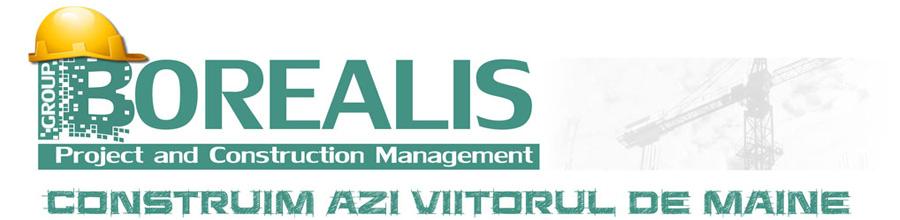 Borealis Group constructii, hidroizolatii, etansari Logo
