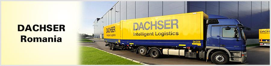 DACHSER Romania Logo