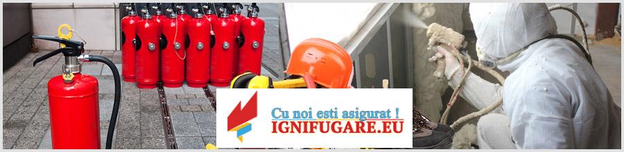 Ignifugare Bucuresti Logo
