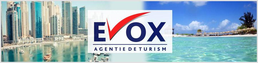 EVOX Logo