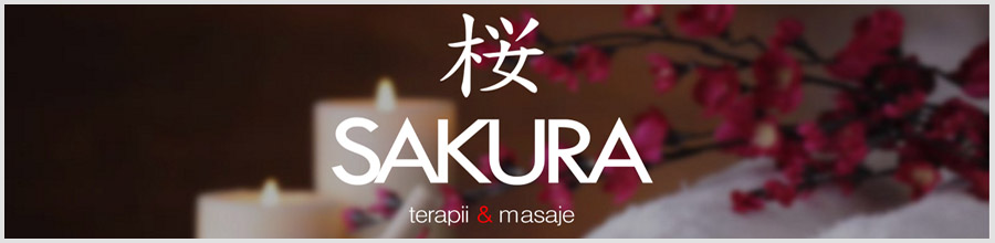 Centrul Sakura - Medicina Alternativa & Recuperare Bucuresti Logo