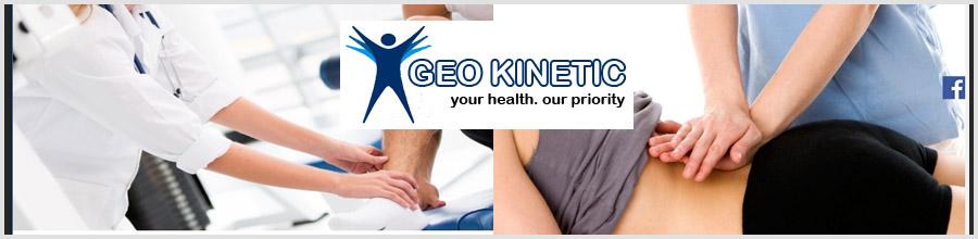 GEOKINETIC Logo
