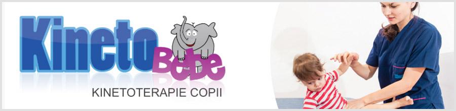 Kinetobebe, Centru de Recuperare Pediatrica Bucuresti Logo