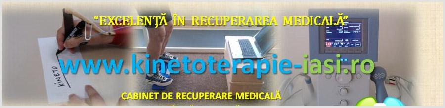 Dr. Kt. Ionut Topa, Cabinet kinetoterapie Iasi Logo