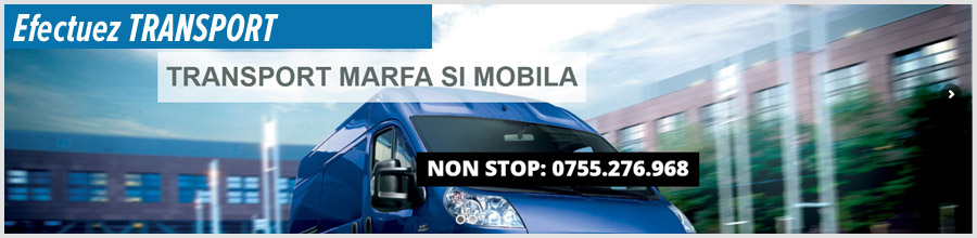 EfectuezTransport.ro - Transport mobila, relocari firme, Bucuresti Logo