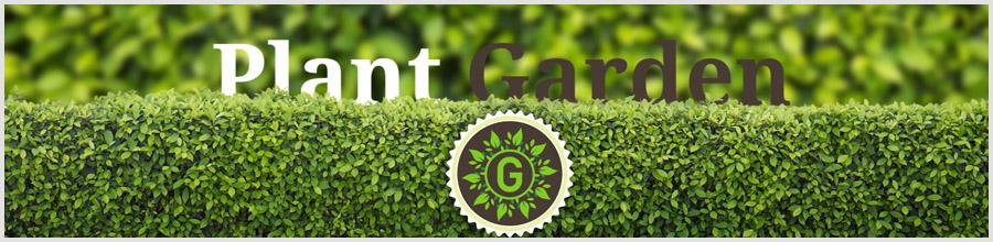 Plant Garden servicii peisagistica Iasi Logo