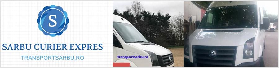 Sarbu Curier Expres - Transport marfa Bucuresti Logo