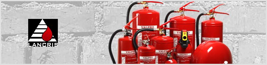 Lancris Prod prevenire si stingere incendii Focsani Logo