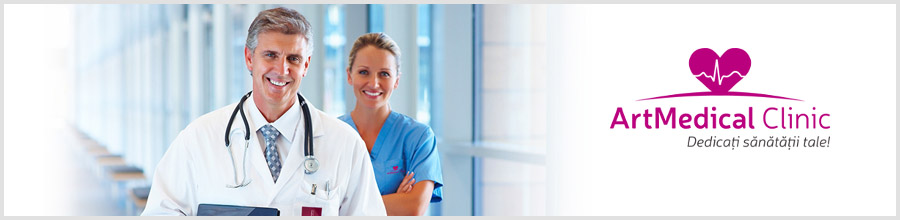 ART Medical Clinic proceduri medicale intretinere, relaxare si recuperare medicala Bucuresti Logo