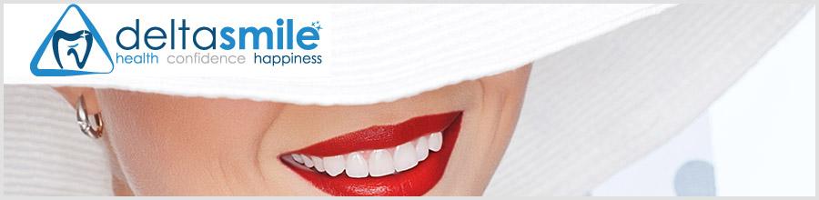 Clinica Delta Smile Logo