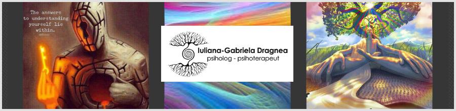 Psihoterapeut Iuliana Gabriela Dragnea Logo