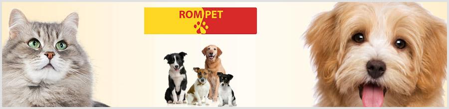 Rompet - Cabinet veterinar Bucuresti Logo