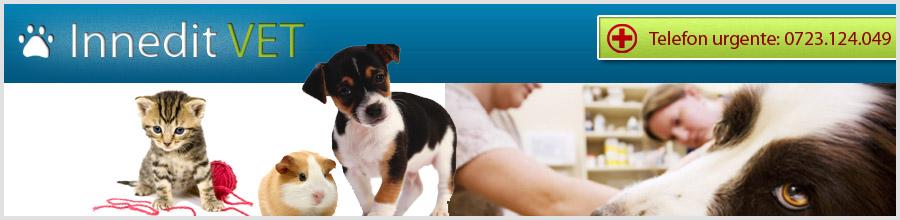 Cabinet veterinar INNEDIT VET Logo