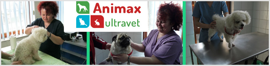 Cabinet veterinar Animax Ultravet Logo