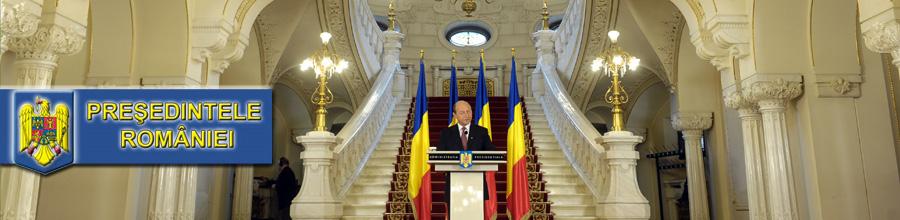 PRESEDINTIA ROMANIEI Logo