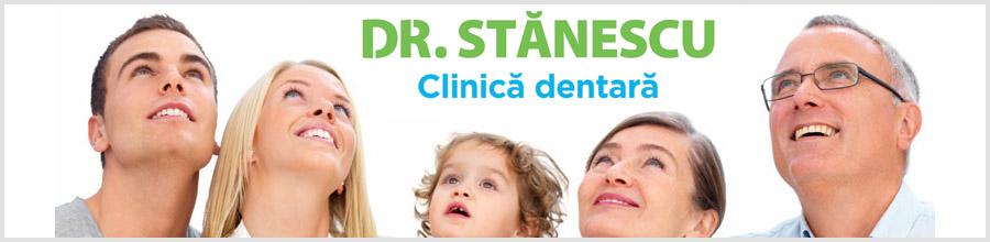 Cabinet Stomatologic Pantelimon Clinica Dr. Stanescu Logo