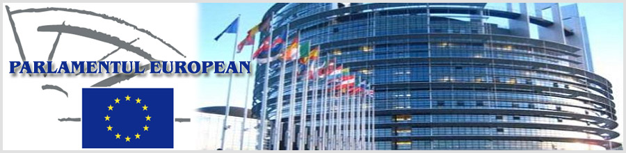 PARLAMENTUL EUROPEAN Logo