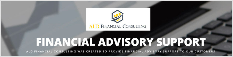 ALD Financial Consulting Logo