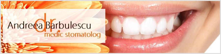 Cabinet stomatologic Dr. Andreea Barbulescu Tunari - Ilfov Logo