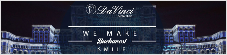 DAVINCI DENTAL CLINIC Logo