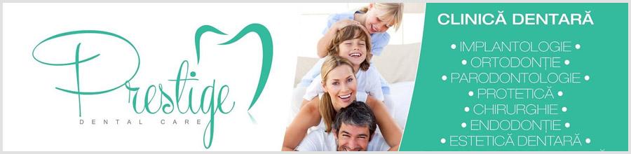 Prestige Dental Care urgente stomatologice Bucuresti Logo