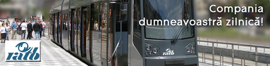 Societatea de Transport Bucuresti Logo