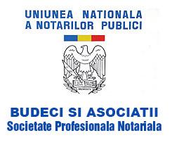 Birou Notarial BUDECI SI ASOCIATII Logo